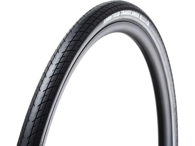 Goodyear Transit Speed - Pneu vélo - 35-622 Tubeless Complete Dynamic Silica4 e50 noir